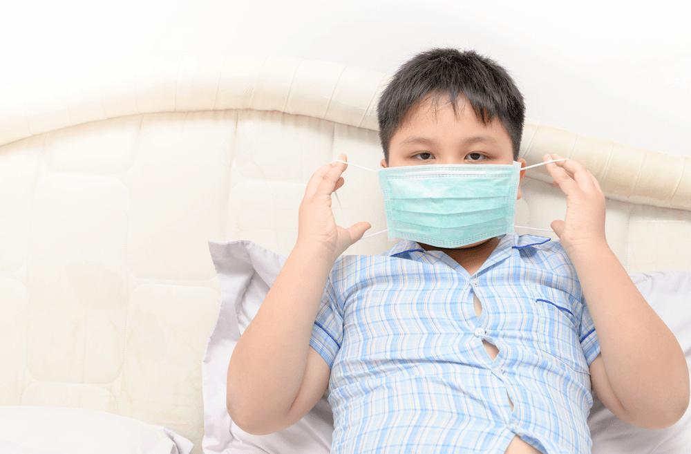 Пандемия COVID-19 способна усугубить проблему детского ожирения