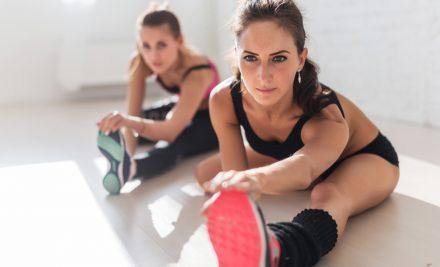 Комплекс упражнений по потере лишнего веса в домашних условиях